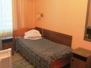 какие комнаты и номера в санатории